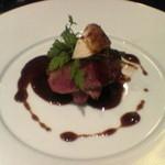 ル レストラン マロニエ - 肉料理