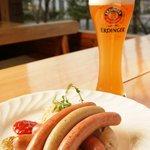 ベルツ - 美味しい空気の蔵王で、自家製ソーセージとドイツビール(ヴァイツェン)はいかがですか?
