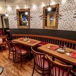ステーキ食堂BECO ハービスPLAZA梅田店 - 4名テーブル席