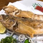 おけしょう鮮魚の海中苑 - ハタハタの唐揚げ
