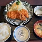 かつ壱 - お楽しみセット(ロース&チキンカツ)