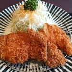 かつ壱 - ロース&チキンカツ