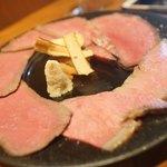 裏参道牛肉店 -