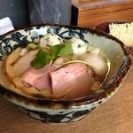 麺屋 椿丸 - 料理写真:特製ゆず塩そば