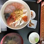 北のにしん屋さん - 羽幌丼
