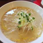 春水堂 - 柚子塩鶏湯麺