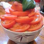 はざま - トマトもんじゃ (^-^)♪