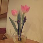 小石川 かとう - 今日のお花