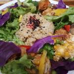 キッチン リベルタ - 料理写真:玄米サラダ弁当