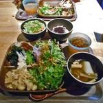 都野菜 賀茂 - 自分が取った料理