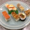 神田志乃多寿司 - 料理写真:押し寿司 桐 1,350円