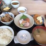 魚と肴 とおるの台所 - レディース定食