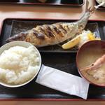 魚と肴 とおるの台所 - 日替り焼魚は鰊