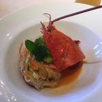 メープルヒル - 料理写真:オマール海老のバプール