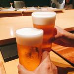 116021809 - 乾杯                       キレ                       アサヒスーパードライ