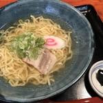 会津 田舎家 - 料理写真:山塩ラーメン