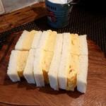 小江戸 オハナ - 卵サンド