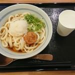 親父の製麺所 - みぞれおろしぶっかけの温¥450-