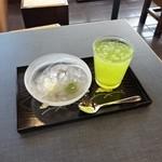 Kinchouensouhonke - 水まんじゅう3ヶ入り
