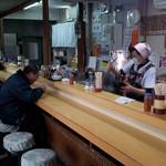 三沢駅食堂 -