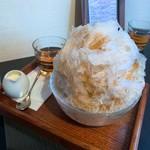 116030456 - ①ほうじ茶(希少な有機栽培ほうじ茶を煮だしています)