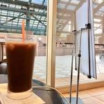 サンマルクカフェ - アイスコーヒー Mサイズ