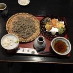 石挽きそば 庄栄 - 料理写真: