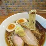 116041187 - 生姜ラーメン(麺)
