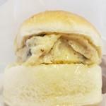 カメオカハサムコッペパン - 大人のポテトサラダ