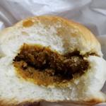 カメオカハサムコッペパン - 香り薫るカレー