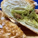 gingadouichihachikyuuzerosui-tsuandobe-kari- - 確かに、ピスタチオのペーストはたっぷりですが、ちょっと甘い!?