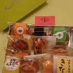 パティスリーブラン - 料理写真:焼き菓子詰め合わせ