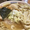 ら~めん好房 - 料理写真:ワンタン麺 600円+味玉 50円