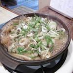桔梗家 - 骨抜き鍋