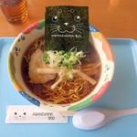 中央食堂 - 料理写真:旭山ラーメン¥700