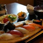 天狗寿司 - 料理写真:こんな感じ