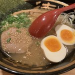 麺場神徳 -