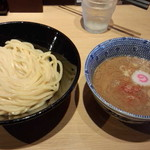 頑者ネクスト レベル - 海老つけ麺(900円)