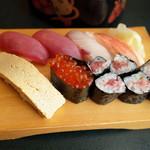 菊寿司 - 料理写真:にぎり1500円