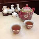 生香園 - 2019/7/15 お茶