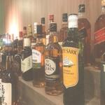 ショットバー キラリ - ウイスキー多種