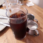 プレイン - アイスコーヒー