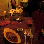 ピアノダイニング ガーデニア - 赤ワインでじっくり煮込んだ黒毛和牛のビーフシチュー