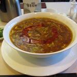 菩提樹 - 四川酸味辛味スープそば