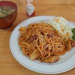 キッチン マロ - ナポリタン