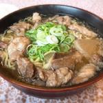 一平ちゃん - 料理写真:牛すじラーメン 大盛り