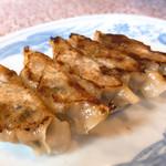 一平ちゃん - 餃子(1個食べちゃったけど、実際は6個)