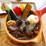 Cray pod soup curry Ohmiya Seiuemon -