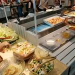 カフェテリア サンダンス - 高原野菜ブッフェ