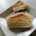 カフェテリア サンダンス - パンも食べ放題